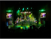 25 Heads Beam Pixel Matrix Blinder Light add color to the show in Togo