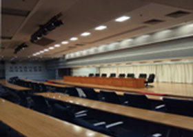 Lecture Hall of China Mobile Communication Corporation