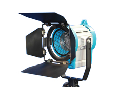 650W Kit Fresnel Spot Light
