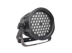 54pcs 12W RGBW 4in1 Outdoor LED Par Light