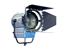 4000W Cold White Fresnel Spot Light