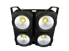 4 Heads COB LED Audience Blinder Light